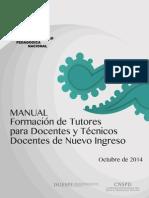 Manual Diploma Do Tutor Es