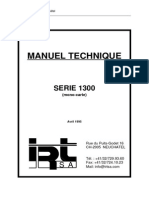 Technical Manual -Power Amplifier 1300