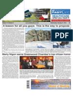 February 11, 2015 Tribune Record Gleaner