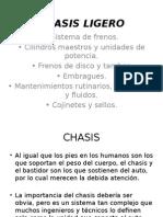 Chasis Ligero