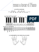 Aprendemos Piano