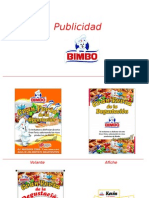 Presentacion de Diseño Bimbo