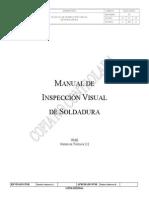 SK IT CON 01 R01 Manual de Inspeccion Visual de Soldadura