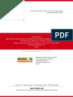 MESTIZOFILIA, BIOTIPOLOGÍA Y EUGENESIA EN EL MÉXICO POSREVOLUCIONARIO- HACIA UNA HISTORIA DE LA CIEN.pdf