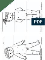 Actividades Del Cuerpo Humano1