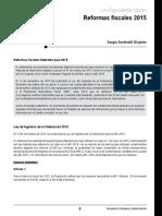 610 01 Reformas Fiscales 2015