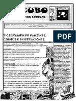 Fanzine El Cubo de Ediciones Cúbicas Nº1
