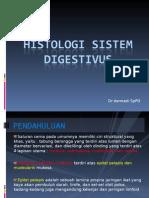 Kp 5.13 Histologi Saluran Cerna
