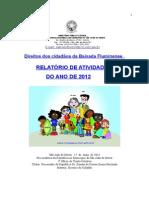 RELATORIO de direitos  Humanos Na Baixada Fluminense 2012