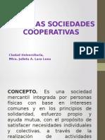 SociedadesCooperativas