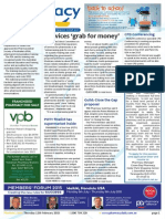 Pharmacy Daily for Thu 12 Feb 2015 - Services 'grab for money', WA approves PSA pharm vax training, Health economics panel, Guild