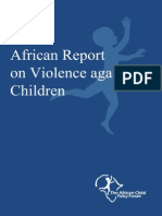 The African Report on Violence Against Children_Final