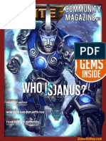 GameOnMag SMITE Issue 3 Single
