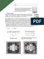 Electricidad - Esquema de Conmutadores