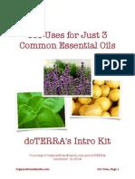 101 Uses-Organic Home Health
