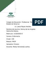 Colegio de Ed98098098ucación Profesional Técnico Del Estado de Veracru1