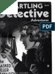 Startling Detective June 1934.