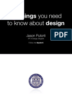 10 Things You Should Know About Design