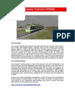 Croy Tram Manual