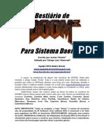 Bestiário Doom 3 Daemon
