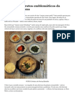 Conheça Os Pratos Emblemáticos Da Cozinha Coreana