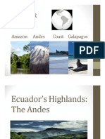ecuador final presentation
