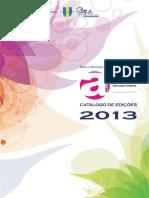 Catalogo 2013 AREA