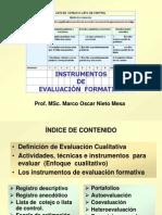 evaluacion cualitativa