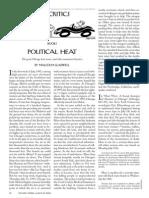 Political Heat, M Gladwell (2002)