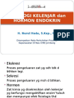 Fisiologi Kelenjar Dan Hormone