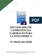 Diccionario de Competencias Para Latinoamerica