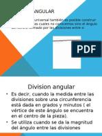 Division Angular