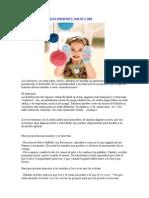 Actividades e ideas para maternal y sala de 1 año.doc