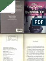 Administración (curso introductorio)