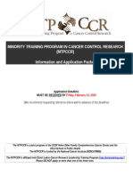Mtpccr Application 2015