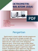 Spektrometri Serapan Atom (Ssa)