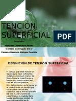 Tención Superficial LUF
