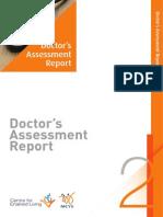 Doctor Assessment Form