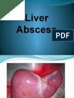 Liver Abscess