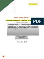 Bases Administrativas Rumichaca