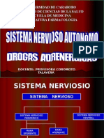 Sna Drogas Adrenergicas Noviembre
