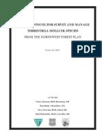 Survey Protocols