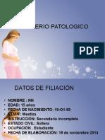 Expo Puerperio Patologico Para Subir