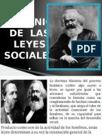 Dominio de las leyes sociales
