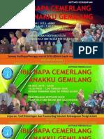 Contoh Banner dan Kad undangan program motivasi sekolah
