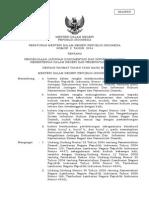 Peraturan Menteri Dalam Negeri Republik Indonesia Nomor 2 Tahun 2014 Tentang Pengelolaan Jaringan Dokumentasi Dan Informasi Hukum Kementerian Dalam Negeri Dan Pemerintah Daerah