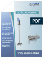 Catalogo de produtos Agimix