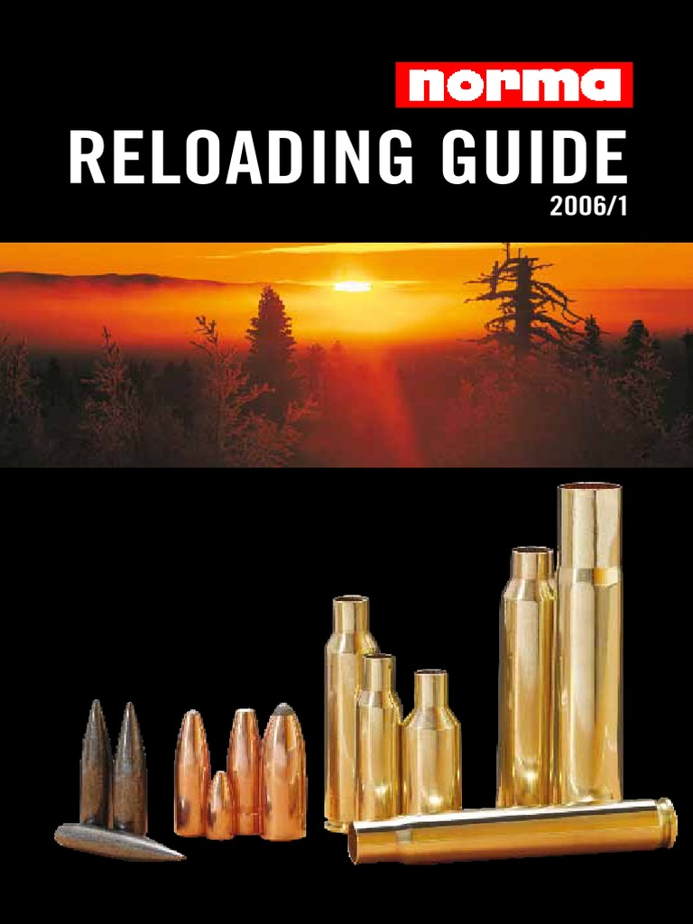 Norma Reloading   Pistol And Rifle Cartridges   Projectiles