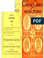 The Gospels and the Catholic Church