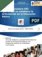 1 Acuerdo 592